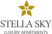 Stella Sky apartments Ljubljana, luxury apartments for rent Logo